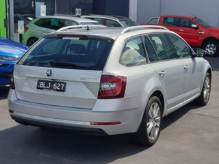 2020 Skoda Octavia NE MY20.5 110TSI DSG Silver 7 Speed Sports Automatic Dual Clutch Wagon