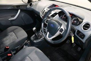 2012 Ford Fiesta WT LX Black 5 Speed Manual Hatchback