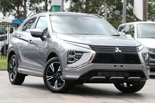 2020 Mitsubishi Eclipse Cross YB MY21 Exceed AWD Titanium 8 Speed Constant Variable Wagon.