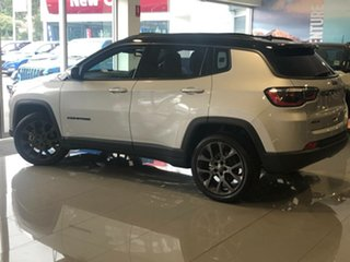 2020 Jeep Compass M6 MY20 S-Limited Minimal Grey 9 Speed Automatic Wagon