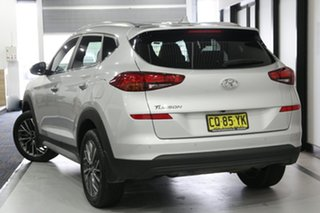 2018 Hyundai Tucson TL2 MY18 Elite 2WD Silver 6 Speed Sports Automatic Wagon.