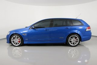 2012 Holden Commodore VE II MY12 SS-V Redline Edition Blue 6 Speed Automatic Sportswagon