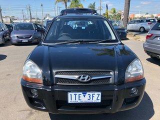 2008 Hyundai Tucson MY07 City SX Grey 4 Speed Automatic Wagon