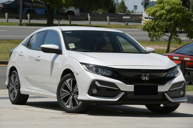 New Honda Civic 10th Gen MY20 VTi-L Maitland, 2020 Honda Civic 10th Gen MY20 VTi-L Wx 1 Speed Constant Variable Hatchback