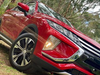 2018 Mitsubishi Eclipse Cross YA MY18 LS 2WD Red Diamond 8 Speed Constant Variable Wagon