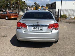 2014 Holden Cruze JH Series II MY14 Z Series Silver 6 Speed Sports Automatic Sedan