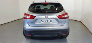 2016 Nissan Qashqai J11 TI Silver 1 Speed Constant Variable Wagon