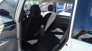 2010 Mitsubishi Challenger PB (KH) MY11 LS White 5 Speed Sports Automatic Wagon