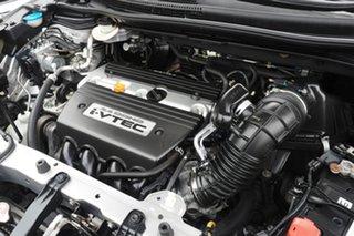 2013 Honda CR-V RM VTi-L 4WD Alabaster Silver 5 Speed Automatic Wagon