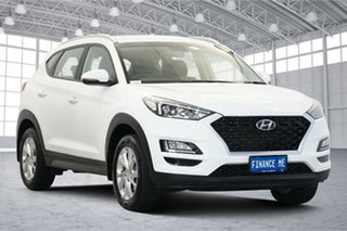 2019 Hyundai Tucson TL3 MY19 Active X 2WD White 6 Speed Automatic Wagon.
