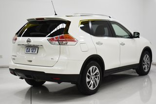 2015 Nissan X-Trail T32 Ti X-tronic 4WD White 7 Speed Constant Variable Wagon