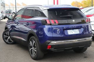 2019 Peugeot 3008 P84 MY20 Allure SUV Blue 6 Speed Sports Automatic Hatchback.
