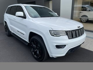 2017 Jeep Grand Cherokee WK MY17 Blackhawk White 8 Speed Sports Automatic Wagon