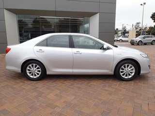 2012 Toyota Camry AVV50R Hybrid H Silver 1 Speed Constant Variable Sedan Hybrid.