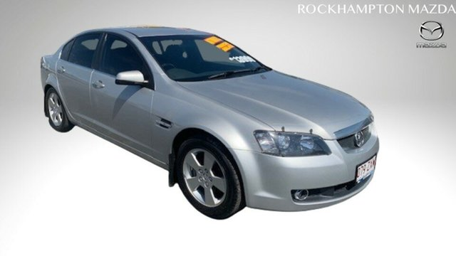 Used Holden Calais VE MY08.5 V North Rockhampton, 2008 Holden Calais VE MY08.5 V Silver 5 Speed Sports Automatic Sedan