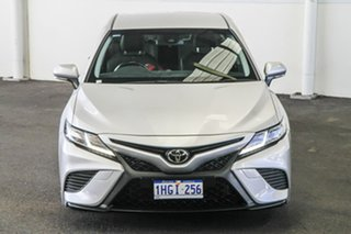 2018 Toyota Camry ASV70R MY19 Ascent Sport Silver Pearl 6 Speed Automatic Sedan