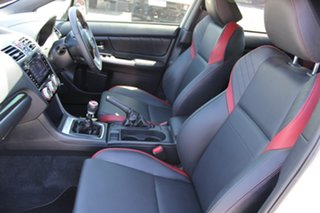 2017 Subaru WRX V1 MY18 Premium AWD White 6 Speed Manual Sedan