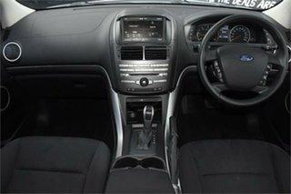 2016 Ford Territory SZ MkII TX Seq Sport Shift AWD Winter White 6 Speed Sports Automatic Wagon
