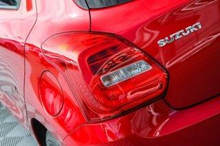 2017 Suzuki Swift AZ GL Navigator Red/Black 1 Speed Constant Variable Hatchback