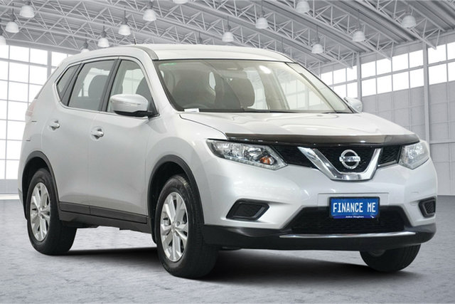Used Nissan X-Trail T32 ST X-tronic 2WD Victoria Park, 2016 Nissan X-Trail T32 ST X-tronic 2WD Silver 7 Speed Constant Variable Wagon