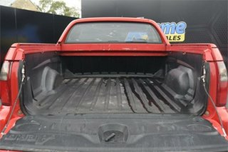2000 Holden Ute VU S Red 4 Speed Automatic Utility