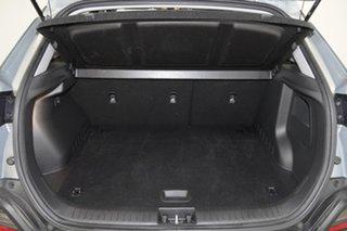 2019 Hyundai Kona OS.3 MY20 Active 2WD Silver 6 Speed Sports Automatic Wagon