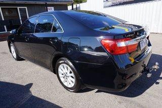 2013 Toyota Aurion GSV50R AT-X Eclipse Black 6 Speed Sports Automatic Sedan.