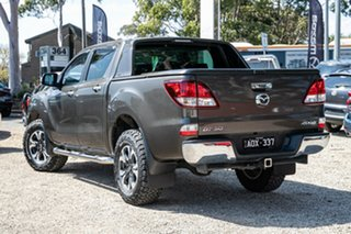 2017 Mazda BT-50 UR0YG1 GT Brown 6 Speed Sports Automatic Utility.