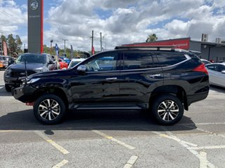 2018 Mitsubishi Pajero Sport QE MY19 Exceed Black 8 Speed Sports Automatic Wagon