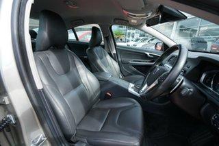 2015 Volvo S60 F MY15 T5 Luxury Gold 8 Speed Automatic Sedan