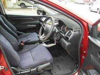 2009 Honda City GM MY09 VTi Maroon 5 Speed Manual Sedan