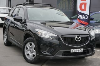 2012 Mazda CX-5 KE1071 Maxx SKYACTIV-MT Black 6 Speed Manual Wagon.
