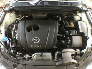 2021 Mazda CX-5 KF2W7A Maxx SKYACTIV-Drive FWD Snowflake White Pearl 6 Speed Sports Automatic Wagon