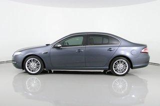 2013 Ford Falcon FG MK2 G6E (LPi) Grey 6 Speed Automatic Sedan
