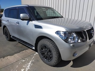 2013 Nissan Patrol Y62 TI-L 7 Speed Sports Automatic Wagon.