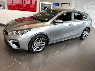 2021 Kia Cerato BD MY21 Sport Steel Grey 6 Speed Sports Automatic Hatchback.