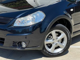 2007 Suzuki SX4 GYB Black 5 Speed Manual Hatchback