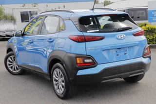 2019 Hyundai Kona OS.2 MY19 Go 2WD Blue Lagoon 6 Speed Sports Automatic Wagon.