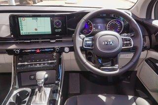 2021 Kia Carnival KA4 SLi White Sports Automatic Mini Bus