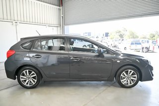 2015 Subaru Impreza G4 MY16 2.0i Lineartronic AWD Grey 6 Speed Constant Variable Hatchback