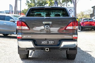 2017 Mazda BT-50 UR0YG1 GT Brown 6 Speed Sports Automatic Utility