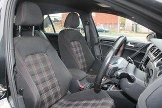 2016 Volkswagen Golf AU MY16 GTi Black 6 Speed Direct Shift Hatchback