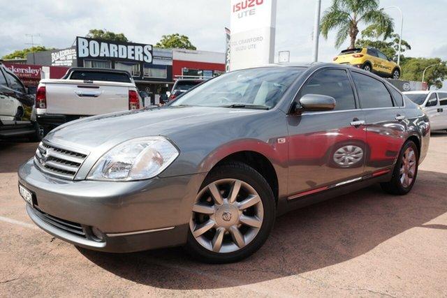 Used Nissan Maxima J31 ST-L Brookvale, 2005 Nissan Maxima J31 ST-L Grey 4 Speed Automatic Sedan