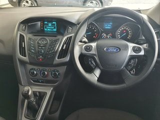 2014 Ford Focus LW MkII Trend Blue 5 Speed Manual Hatchback.