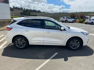 2020 Ford Escape 2020.75MY ST-Line White Platinum 8 Speed NXT SUV.