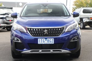 2019 Peugeot 3008 P84 MY20 Allure SUV Blue 6 Speed Sports Automatic Hatchback