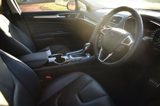 2015 Ford Mondeo MD Titanium Blue 6 Speed Sports Automatic Hatchback