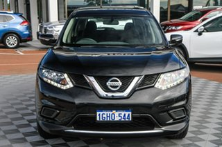 2017 Nissan X-Trail T32 ST X-tronic 2WD Black/Grey 7 Speed Constant Variable Wagon