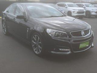 2015 Holden Commodore VF MY15 SS V Black 6 Speed Sports Automatic Sedan.