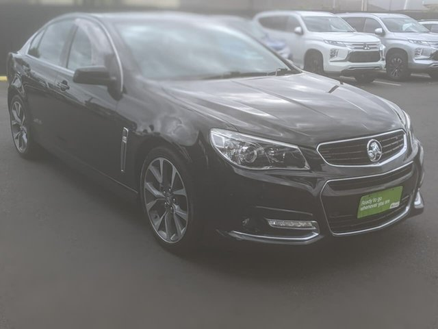 Used Holden Commodore VF MY15 SS V Hillcrest, 2015 Holden Commodore VF MY15 SS V Black 6 Speed Sports Automatic Sedan